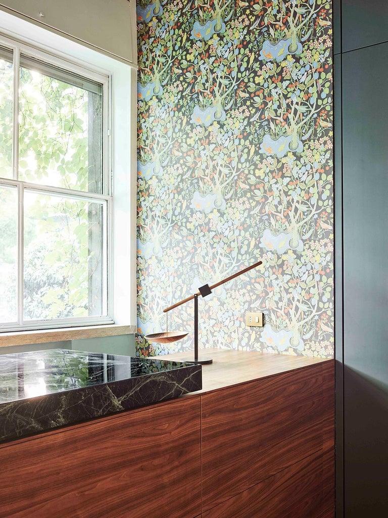 Minimalist Custom Design Giacomo Moor Contemporary Kitchen / Mesin 02 For Sale