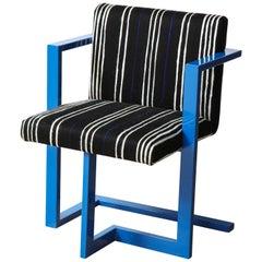 Custom Enameled Steel Chair