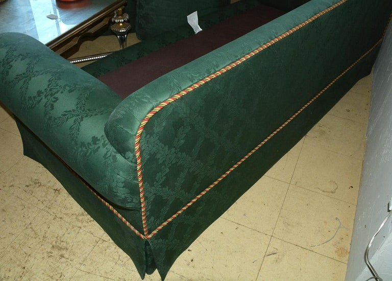 Custom English Style Rolled Arm Sofa For Sale 3