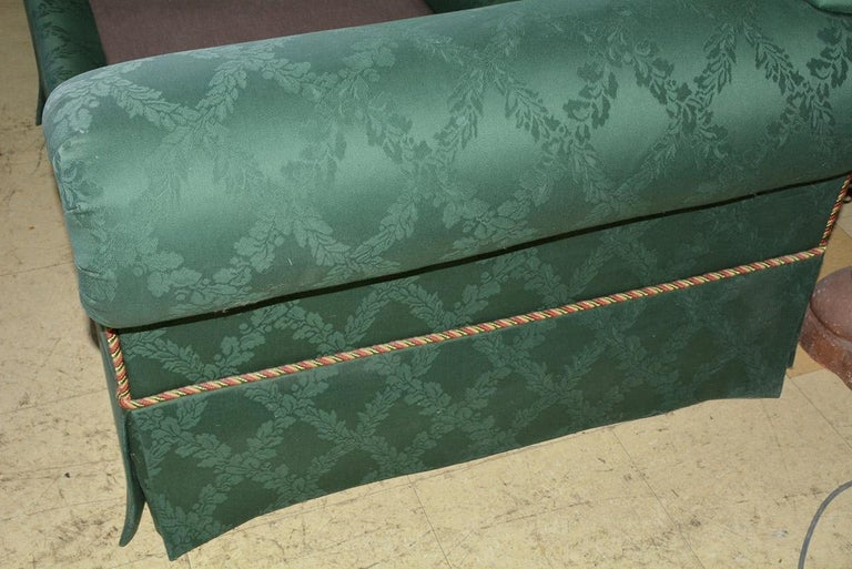 Custom English Style Rolled Arm Sofa For Sale 5