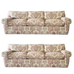 Custom Fortuny Sofa, Two Available