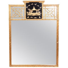 Custom Friedman Brothers Asian Style Mirror