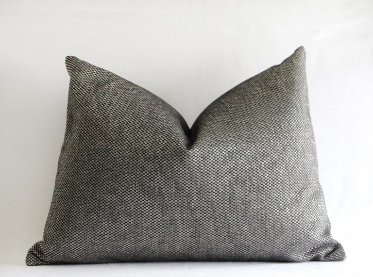 Price is for each pillow. Includes down/feather insert