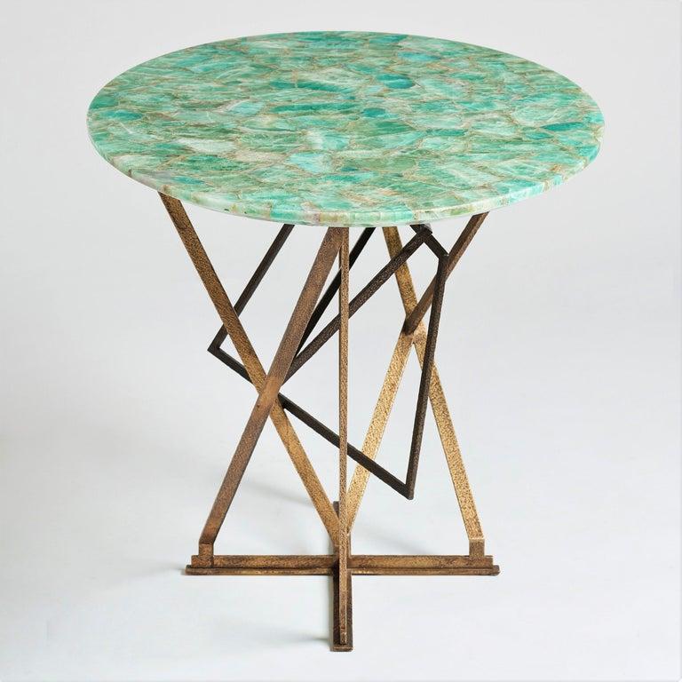 Modern Unique Console Table by Gareth Devonald Smith For Sale
