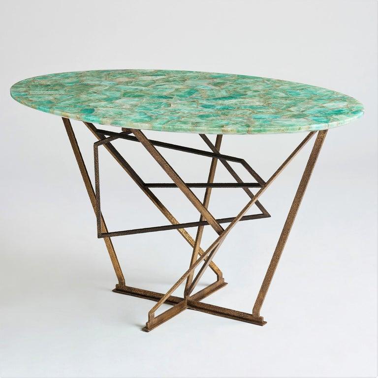 Italian Unique Console Table by Gareth Devonald Smith For Sale