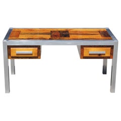 Custom Made Desk for Thoroughbred Horse Racing Jockey Willie Shoemaker
