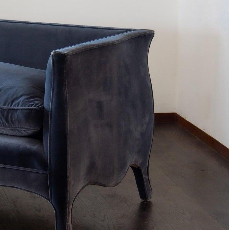 Custom Made French Style Sofa 3