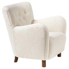 Custom Made Model 54 Lounge Chair