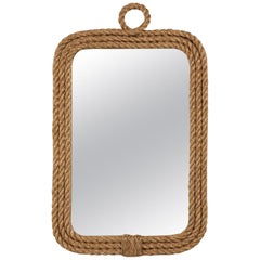 Custom Made Rope Nautical Themed Wall Mirror in Any Dimension