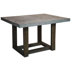 Belgian Stone Top Table
