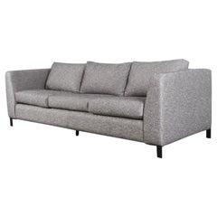 Custom Made Tuxedo Sofa