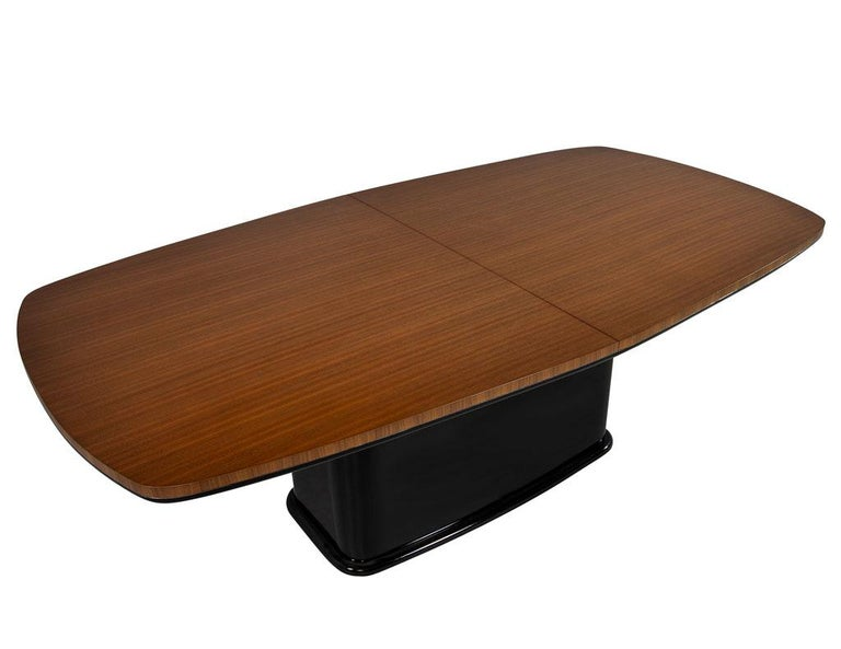 Custom Mid-Century Modern Inspired Dining Table by Carrocel For Sale 12