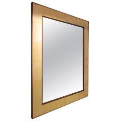 Custom Rectangular Parchment Mirror