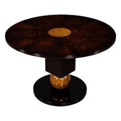 Art Deco Center Tables