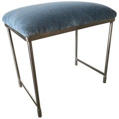 Custom Stainless Steel Vanity Stool or Bench