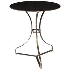 Custom Steel Garden Table