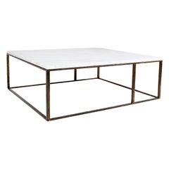 Minimalist Inspired Coffee Table