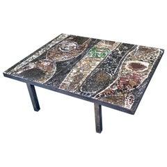 Custom Studio Design Art Table