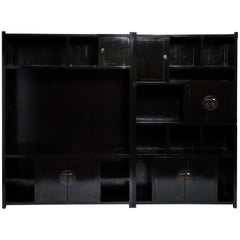 Custom TV Display Cabinet