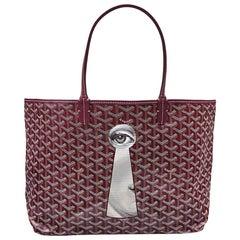 Customised Goyard Monogram St Louis Bag