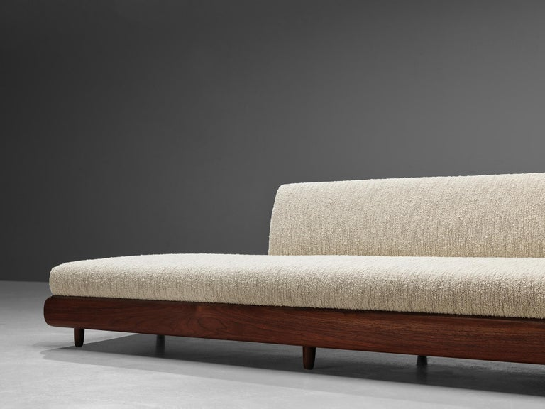 Customizable Adrian Pearsall 'Boomerang' Sofa 2300-S For Sale 3