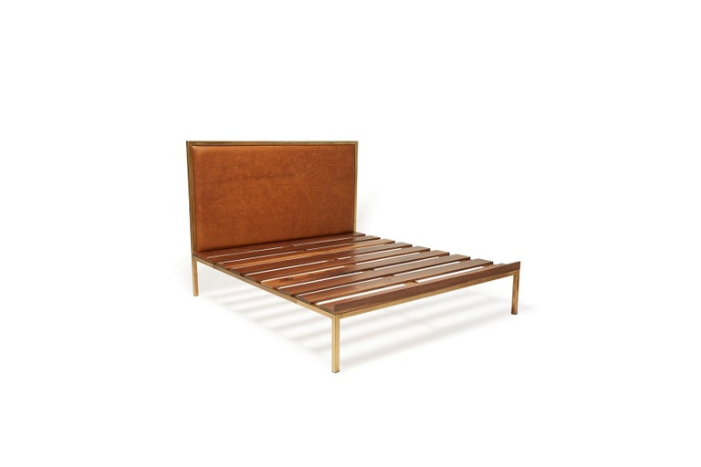 Rest with style in the Stephen Kenn Inheritance Bed. 