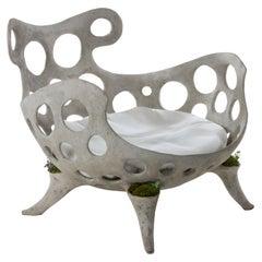 "OPIARY Concrete ""Drillium"" Club Chair"