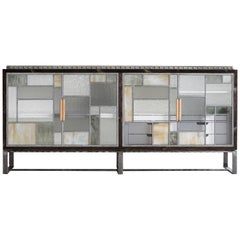 Customizable Industrial Buffet by Ercole Home