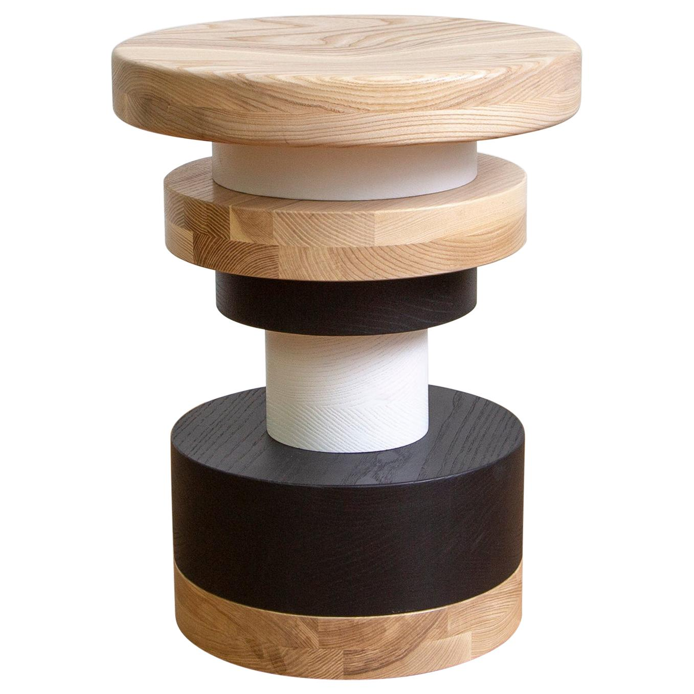 Customizable Low Sass Stool from Souda, Dining Chair, Seating, Shape A