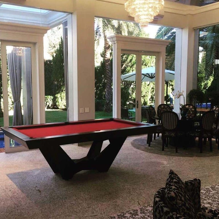 Customizable Modern Pool Table For Sale 5