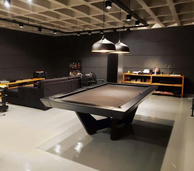 Customizable Modern Pool Table For Sale 6