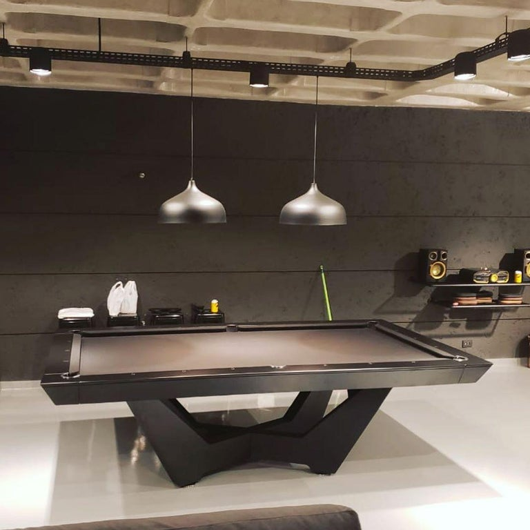 Customizable Modern Pool Table For Sale 7