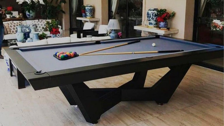 Customizable Modern Pool Table For Sale 8