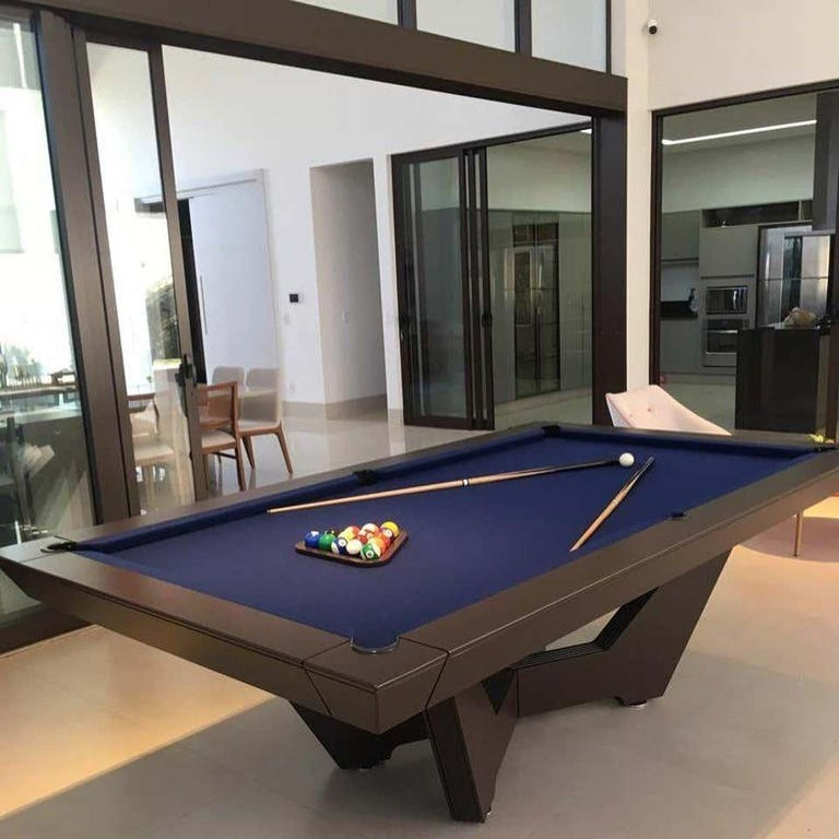 Customizable Modern Pool Table For Sale 9