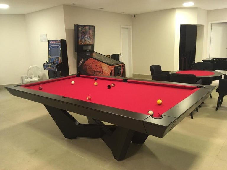 Customizable Modern Pool Table For Sale 3
