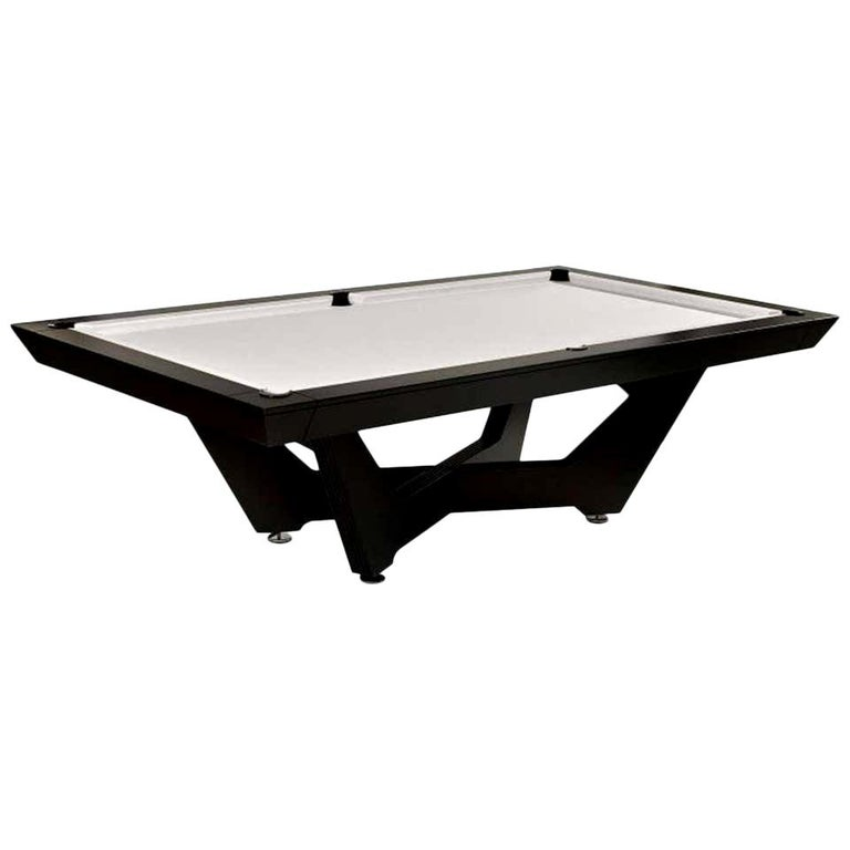 Customizable Modern Pool Table For Sale