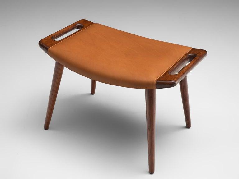 Customized Hans Wegner Papa Bear Chair For Sale 1