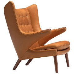 Customized Hans Wegner Papa Bear Chair