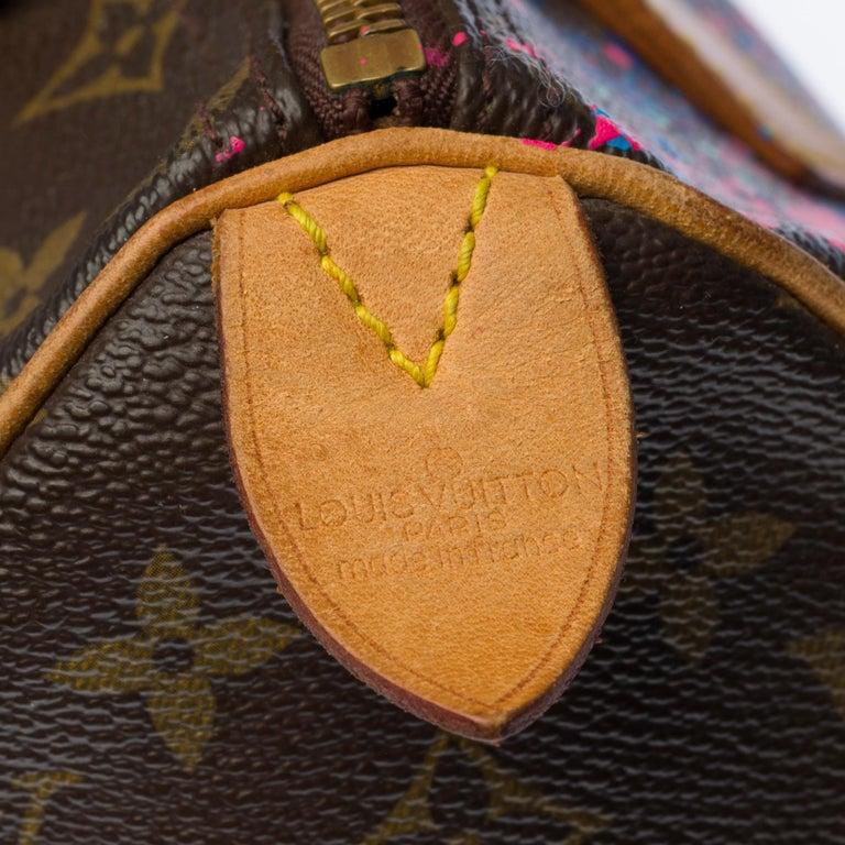 Women's Customized Louis Vuitton Speedy 25