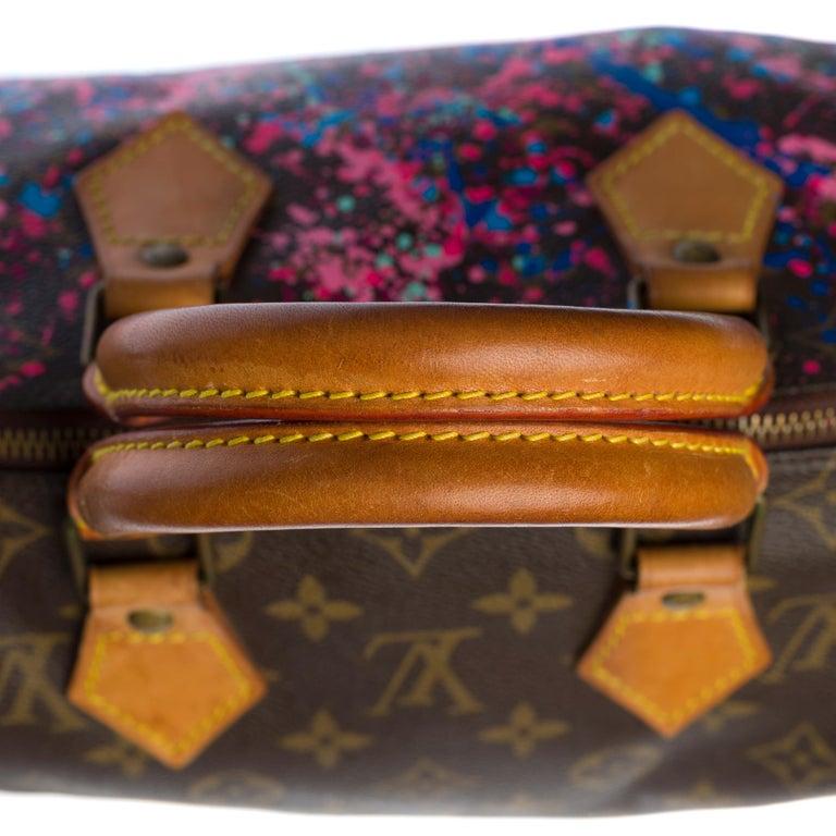Customized Louis Vuitton Speedy 25