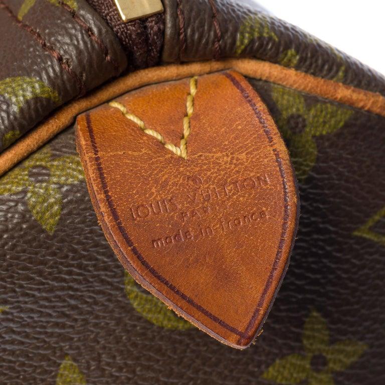 Women's Customized Louis Vuitton Speedy 35