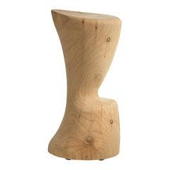 Cut Cedar Stool