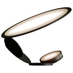 Cut Modern Aluminum LED Table Lamp by Timo Ripatti