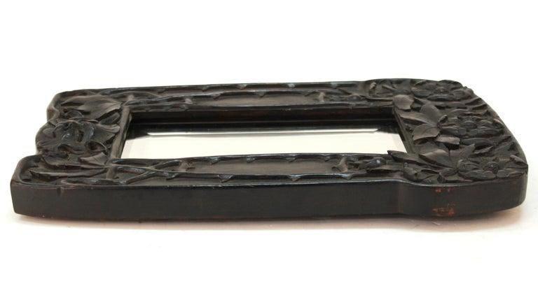 Cutler & Girard Italian Art Nouveau Mirror Frame For Sale 7