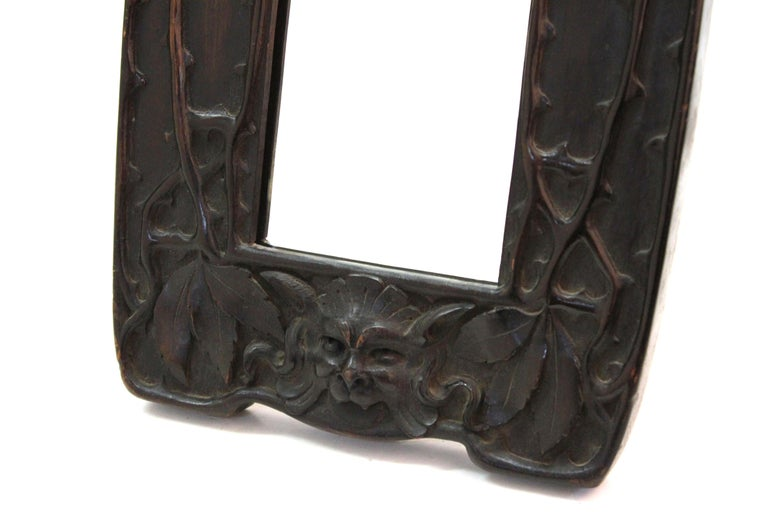 Early 20th Century Cutler & Girard Italian Art Nouveau Mirror Frame For Sale