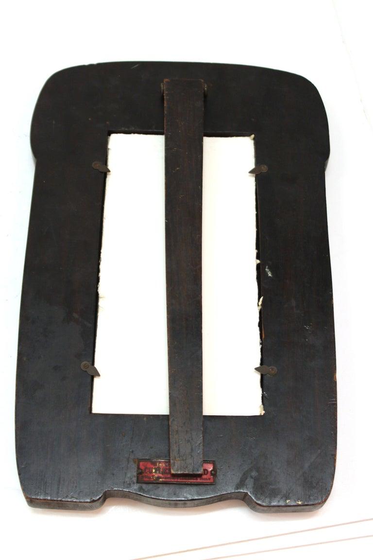 Cutler & Girard Italian Art Nouveau Mirror Frame For Sale 3
