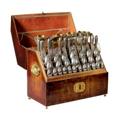 Cutlery Box Florence, Early 19th Century