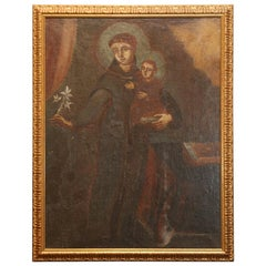 Cuzco Oil of Saint Anthony of Padua