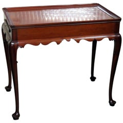 CW Williamsburg Queen Anne Style Accent Table