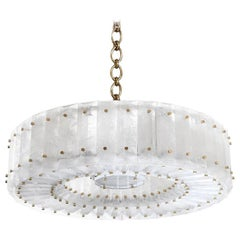 CWB Rock Crystal Chandelier by Phoenix